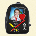 Chalkboard School Backpack