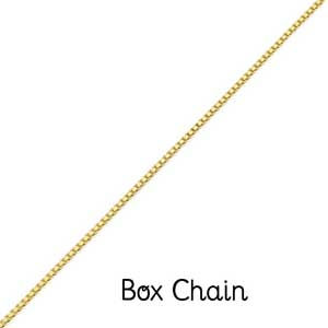 Gold-Box-Chain
