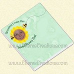 Grandma Loves Her Sweet Honey Bee Memo Pads Small and Large