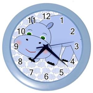 hippo-clock-blue